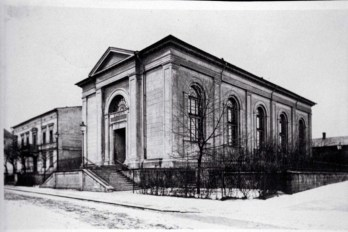 synagoga w Rybniku