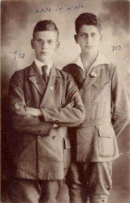 Ernst i Rudi