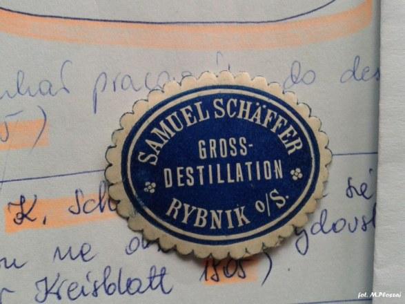 Naklejka Schaffera (2)