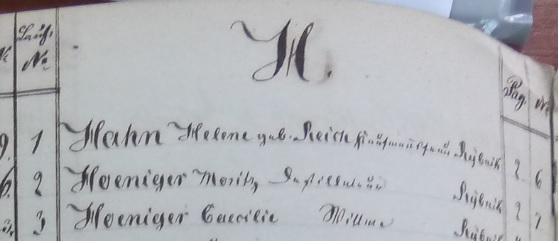 zgon Moritz i Cecylia