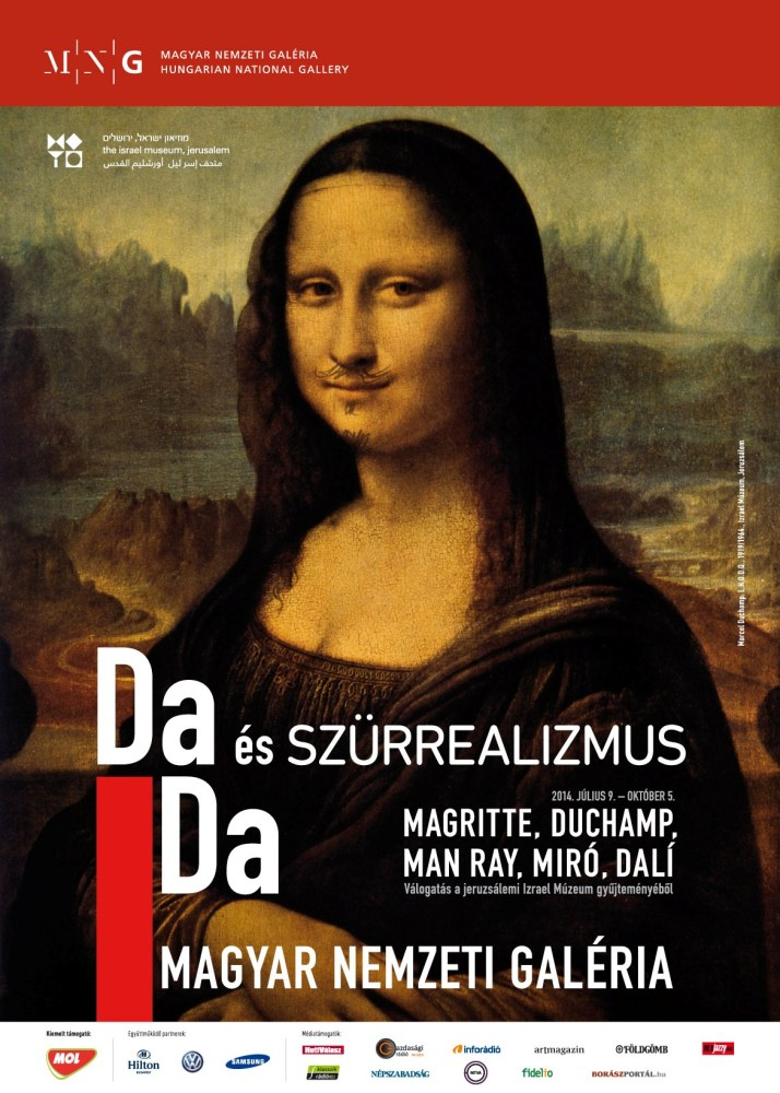 Rearranging Surreality: Dada and Surrealism in Budapest (1/4)