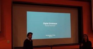michael hansmeyer lecture digital grotesque advanced design studies university of tokyo