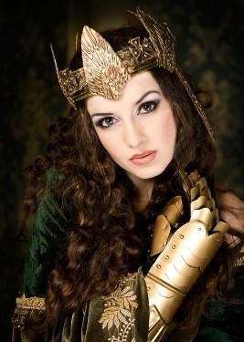Golden Queen 1