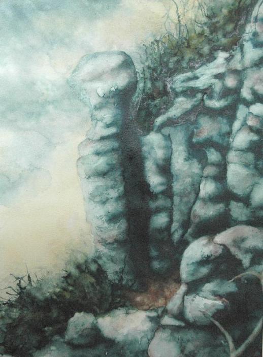 Felsenlandschaft 2