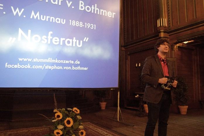 Einführung von Carsten-Stephan Graf von Bothmer