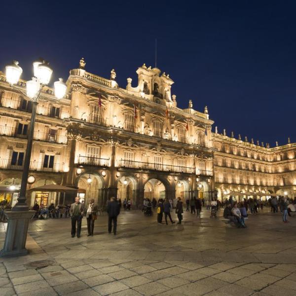 Hotels In Salamanca Spain