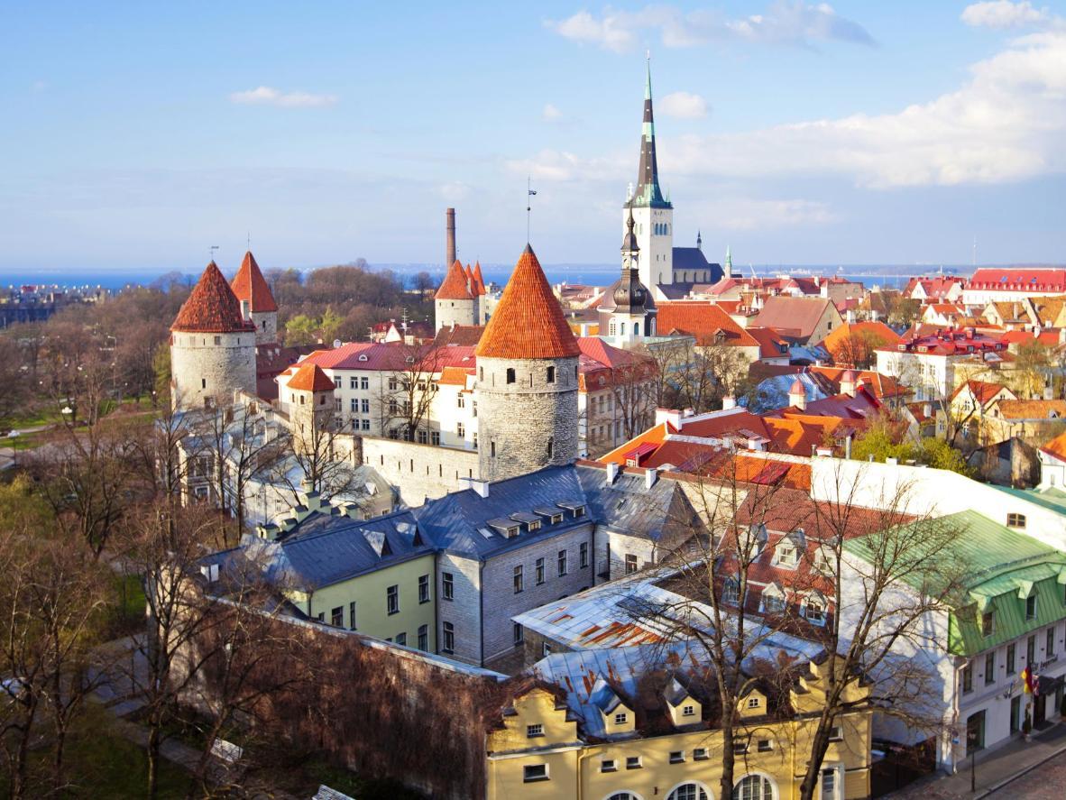 Destination Inspiration Tallinn Estonia