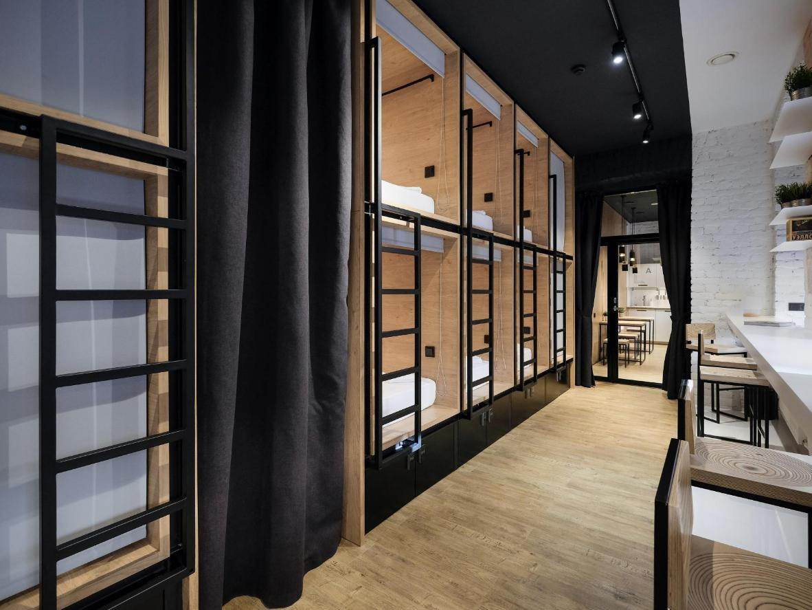 World' Capsule Hotels