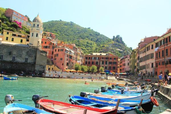 Apartment Appartmento La Perla Blu La Spezia Italy