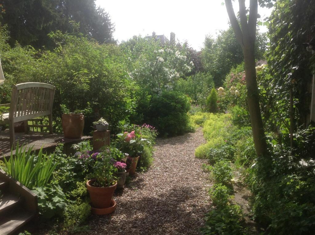 Au Fond Du Jardin Maison Dhotes Saint Saens France Deals