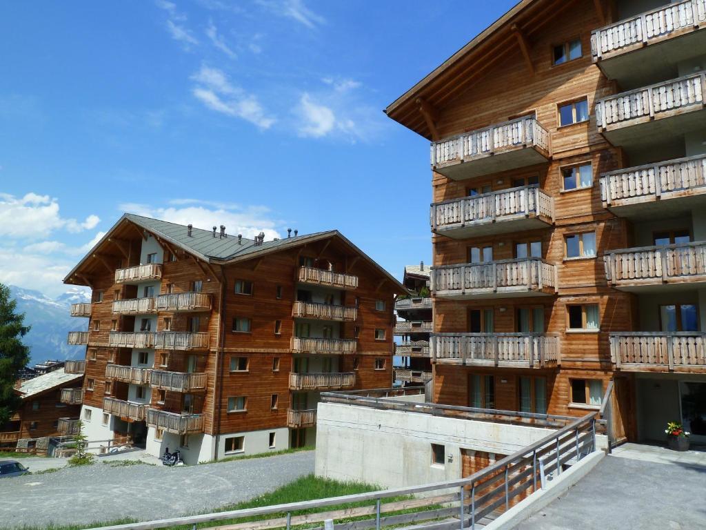 Appartement Alpvision S Pracondu Suisse Nendaz