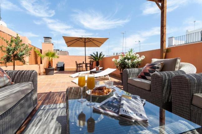La Banda Spaces - Luxury Rooftop Apartment