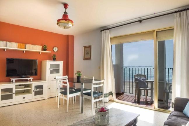 Apartamento 1º Línea de Playa Valdelagrana