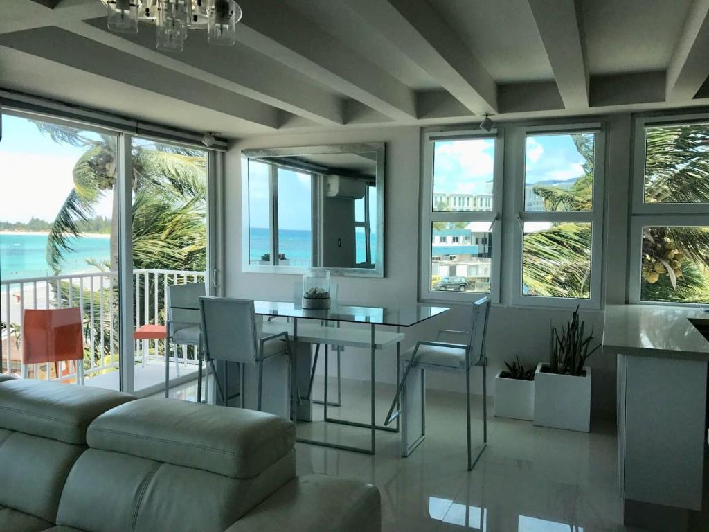 Amapola Seaside Beach Front Apartment San Juan Puerto