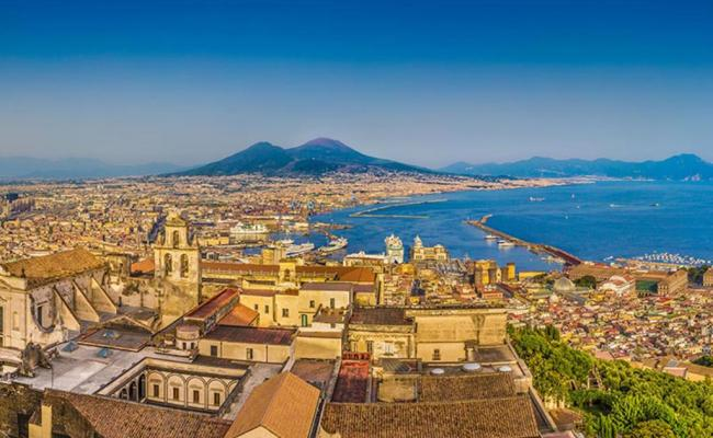 Bed And Breakfast Benvenuto A Napoli Naples Italy