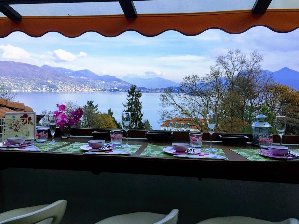 Appartamento Alessia con tre camere da letto e vista lago a Baveno Baveno  Updated 2019 Prices