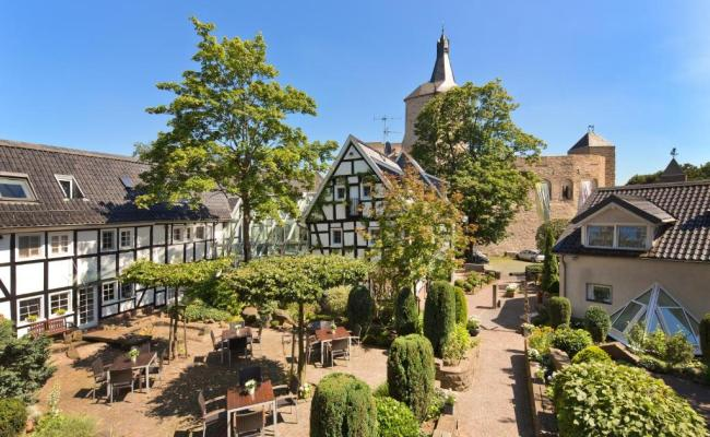 Malerwinkel Hotel Bergisch Gladbach Germany Booking