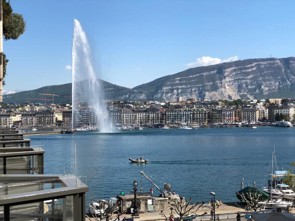 Appartement Prestigious Flat in City Center Suisse Genve  Bookingcom