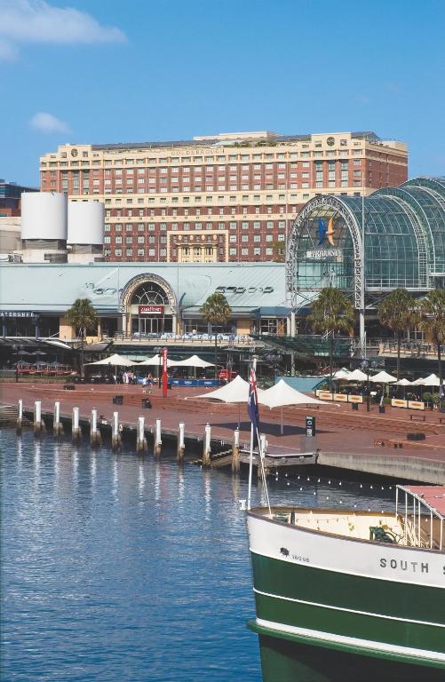 Condo Hotel Oaks Goldsbrough Apts Sydney Australia