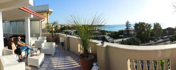 Hotel Lungomare Italien Reggio Calabria Bookingcom