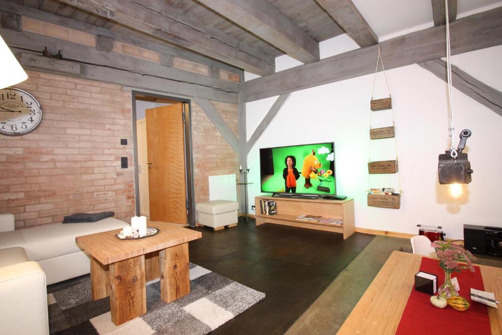 Ferienappartement 1 im Speicherwerk Deutschland Quedlinburg  Bookingcom