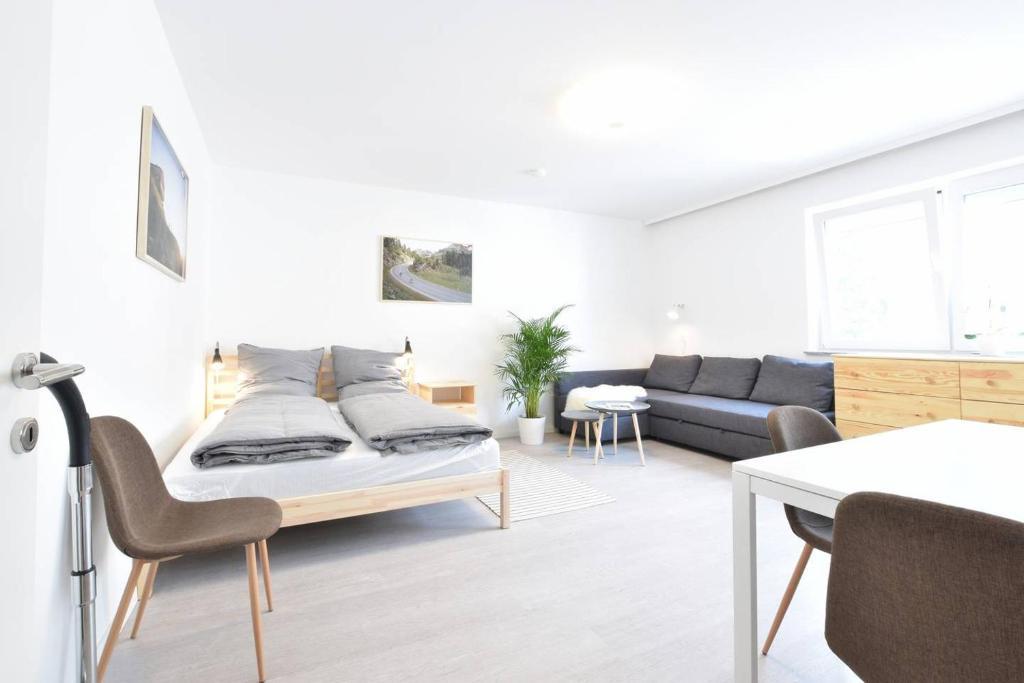 Apartment Geräumige, moderne 1-Zimmer Wohnung +Parkplatz, Innsbruck