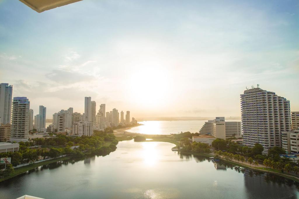Poseidon Lake Apartments Cartagena de Indias Colombia