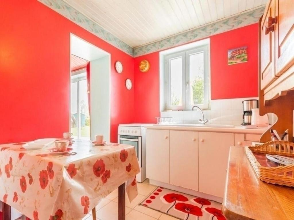 Vacation Home House La Maison De Violette Corsept France