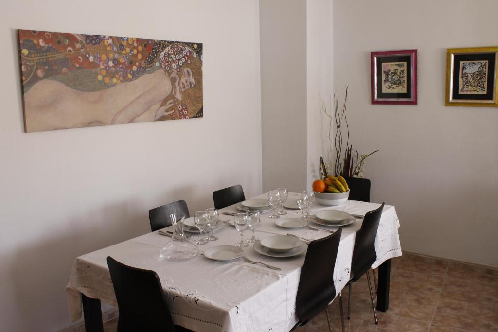 Apartamento Turstico La Ribera del Marco Cceres