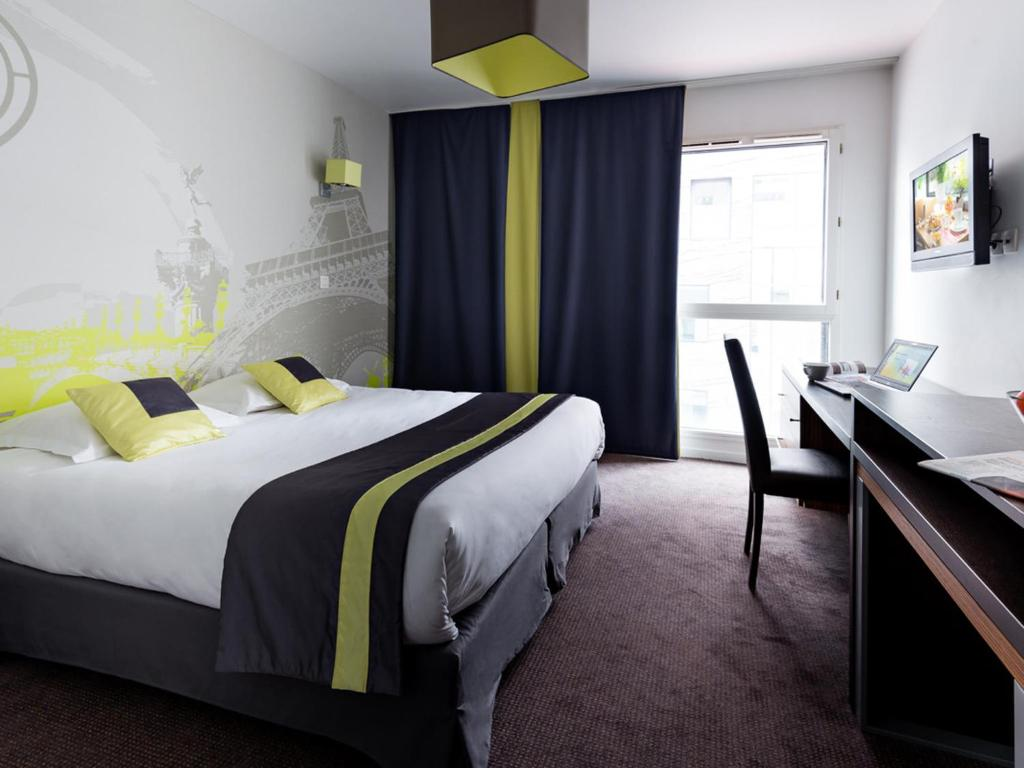 Lagrange ApartHotel ParisBoulogne BoulogneBillancourt  Tarifs 2019