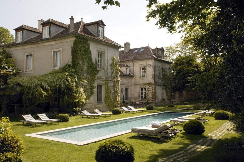photo de la Minotee B&B avec piscine à Montfort l'Amaury