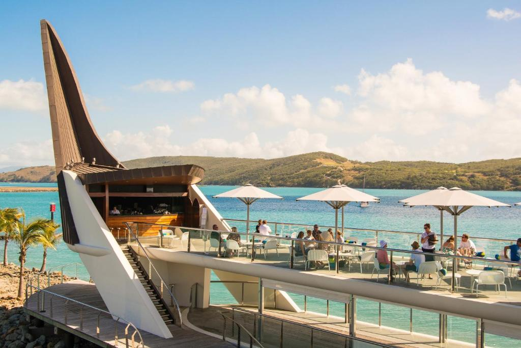 Yacht Club Villa Hamilton Island Australia