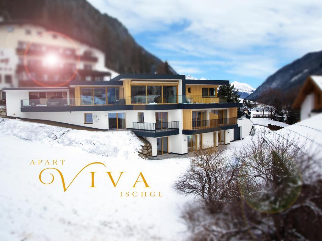 Appartement Apart Viva Ischgl Oostenrijk Ischgl