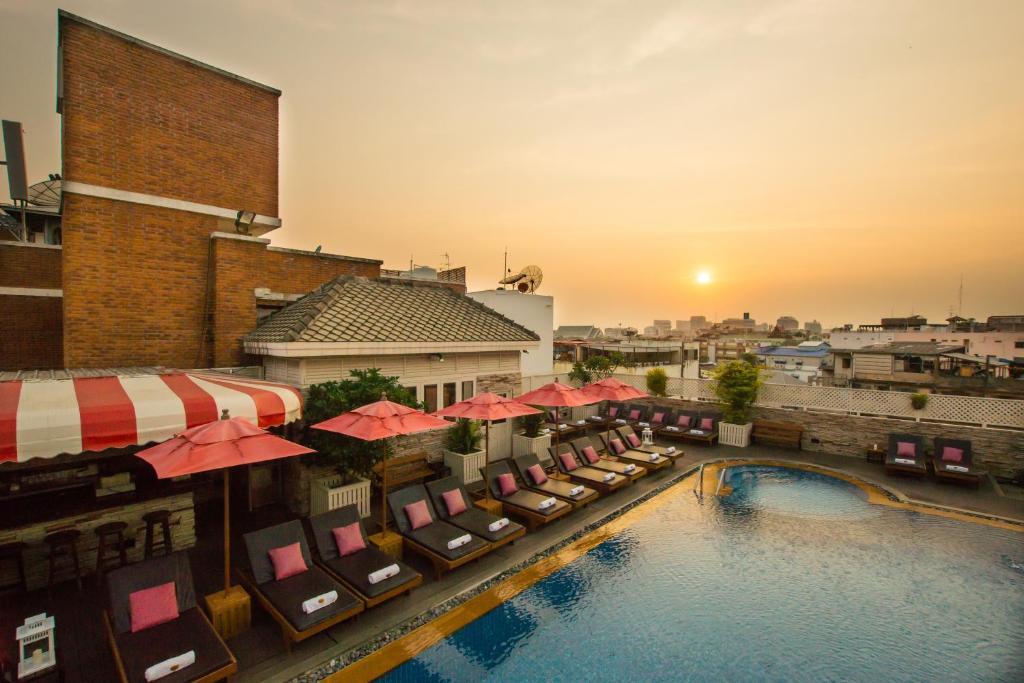 Khao San Road Bangkok Hotels