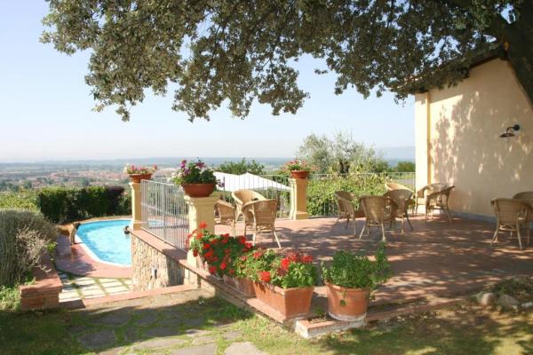 Collina Toscana Resort Monsummano Terme Italy Bookingcom