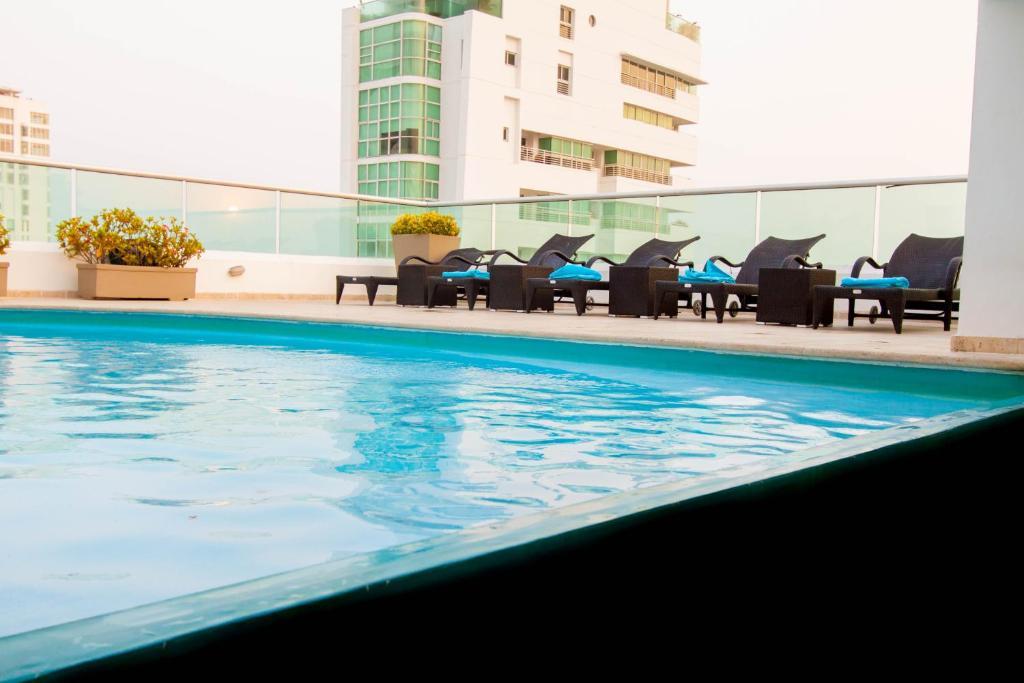Apartahotel Traveler Orange Cartagena Colombia Cartagena