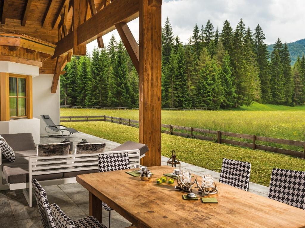 Chalet Mrchenblick Oostenrijk Leutasch  Bookingcom