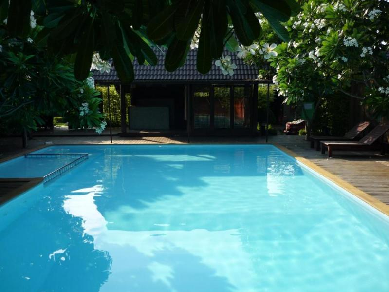 Riverkwai bridge resort pool photo