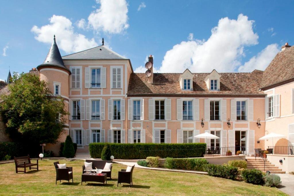 Relais du silence Saint-Laurent à Montfort l'Amaury