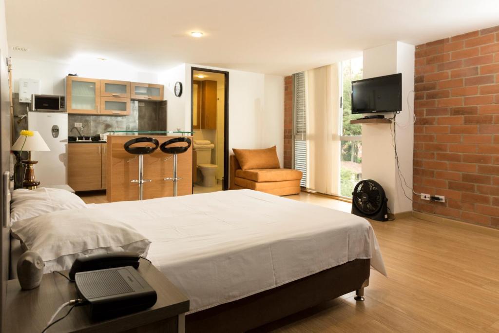 Apartamento Amoblado en El Poblado Medelln  Precios