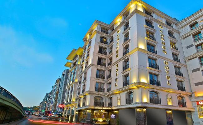 Corner Hotel Laleli Istanbul Turkey Booking