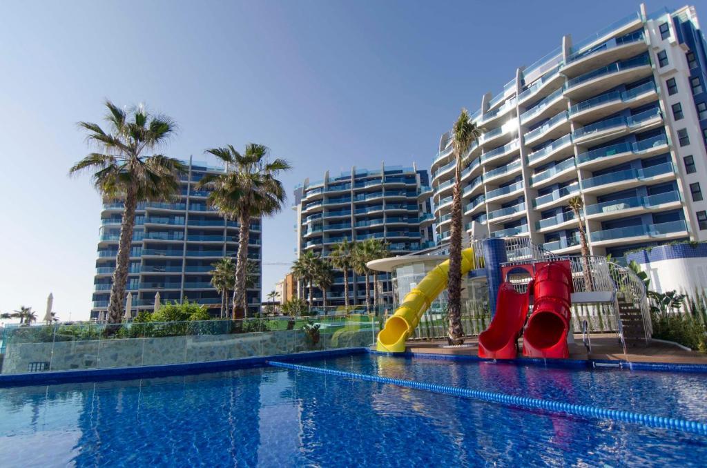 Appartement Sea Senses Espagne Torrevieja  Bookingcom