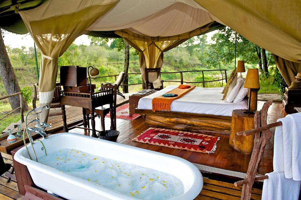 Image result for Maasai Mara camping