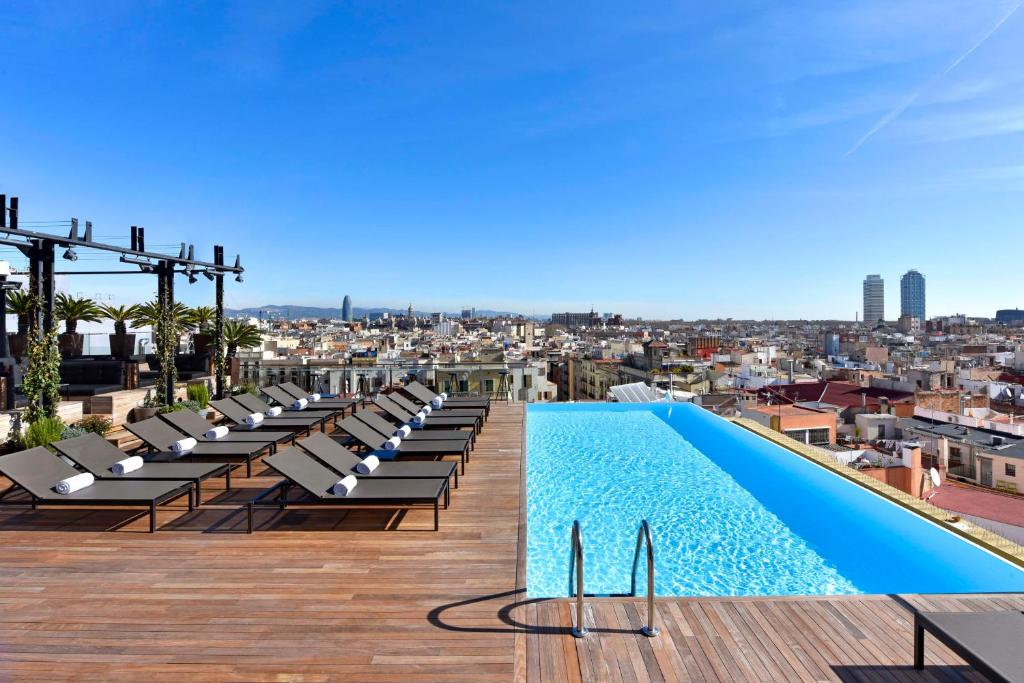 Grand Hotel Central Barcelona Grand Hotel Central, Barcelona, Spain - Booking.com