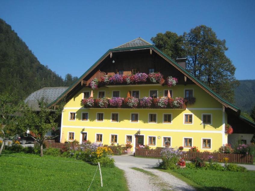 Biobauernhof Hauserbauer (Österreich Hintersee)