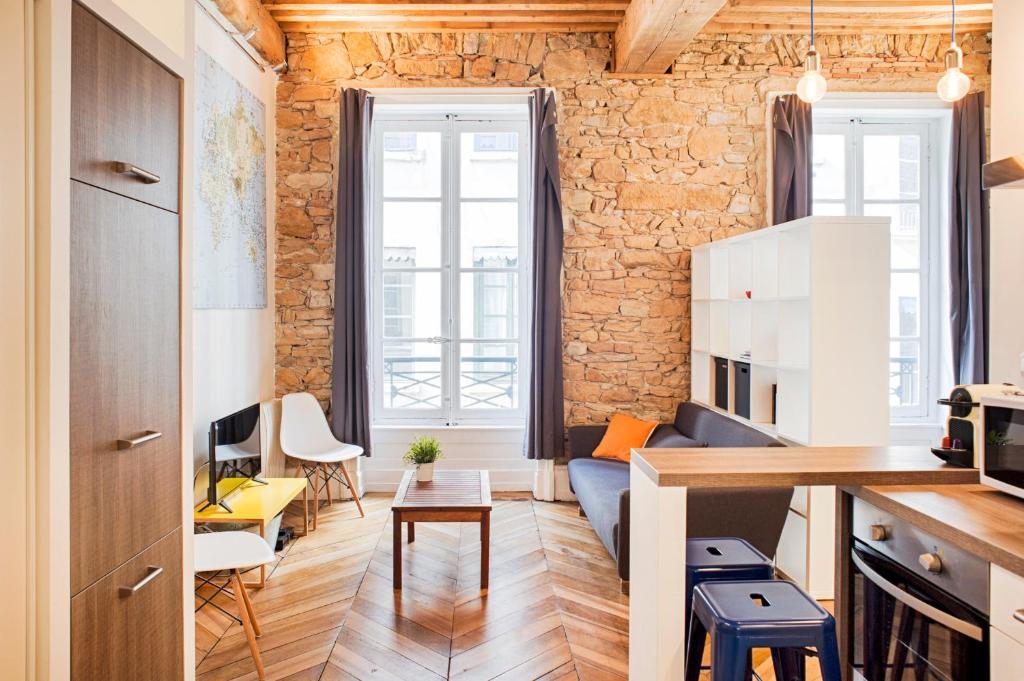 Location appartement  Lyon  5 lieux jolis pas chers et dans le centre  Vanupied