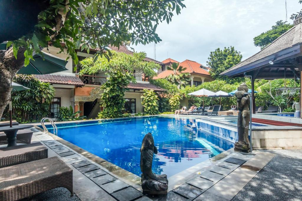 mooiste hotels Bali