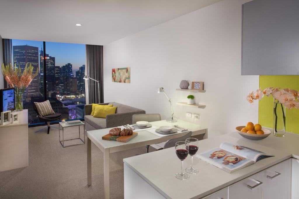 Condo Hotel Citadines On Bourke Melbourne Australia