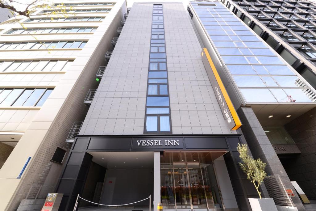 Vessel Inn Shinsaibashi, Osaka, Japan - Booking.com
