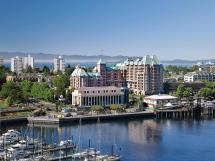 Hotel Grand Pacific Victoria BC Canada
